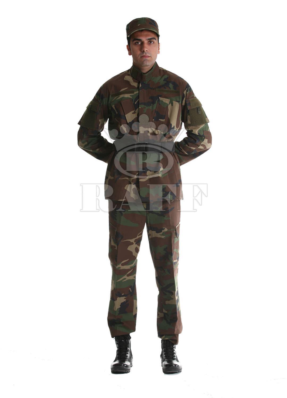 Uniforme de camuflaje