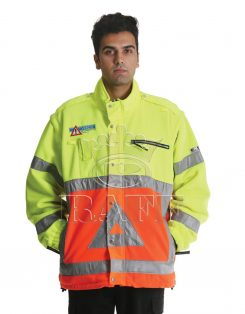 Impermeable largo