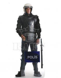 Juego de Antiriot (Robocop)