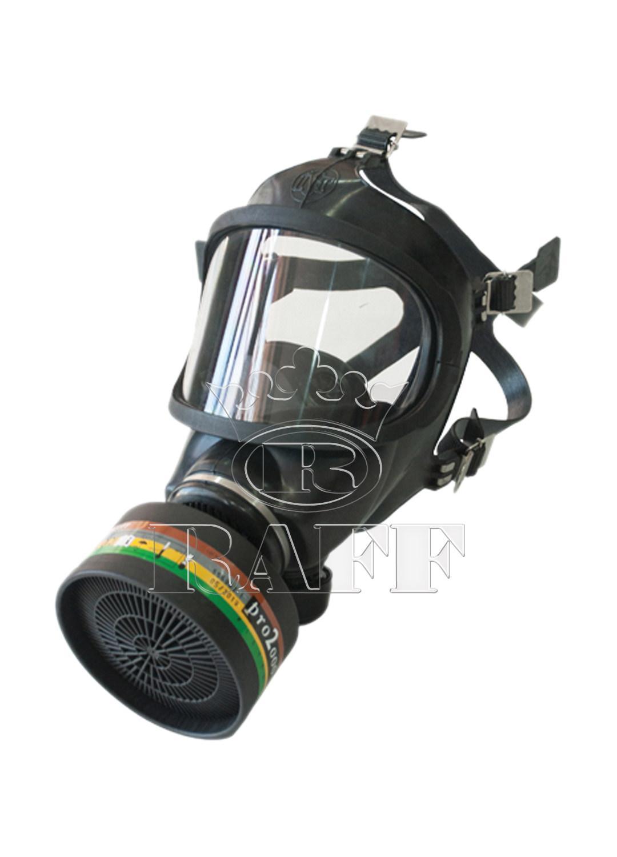 Mascara de gas para Bomberos