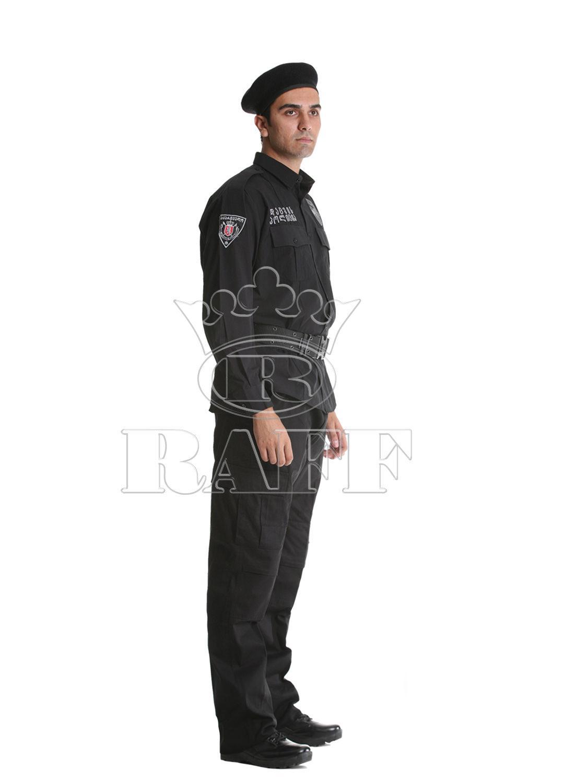 Policía / Uniforme de Seguridad