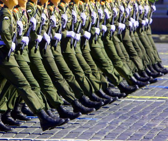 Traje Militar Ceremonial